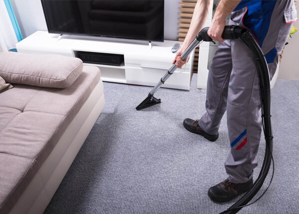 Domestic carpet cleaning across Surrey