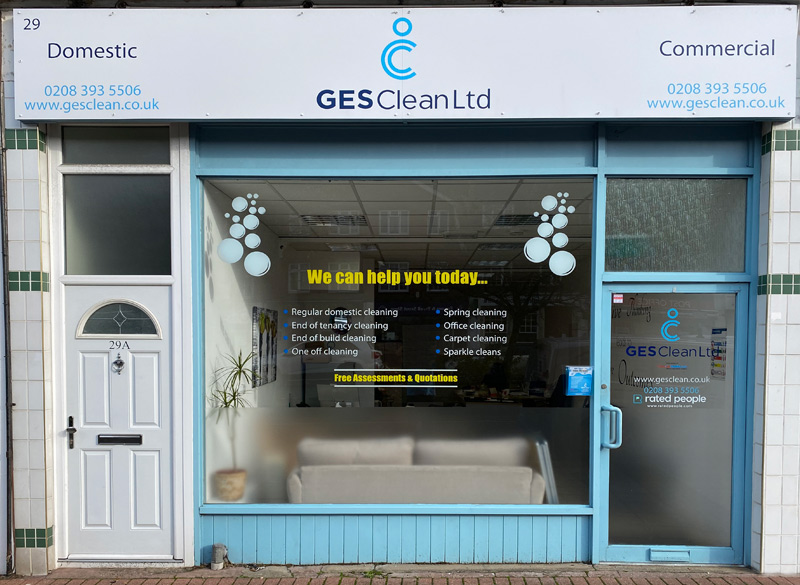 GES Clean - Epsom cleaning services